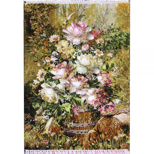 تابلوفرش گل مزرعه Flower 071282